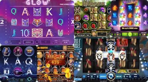 Les meilleures machines à sous avec des jeux bonus